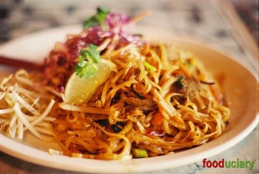 Raw Pad Thai with Kelp Noodles (GF, DF) - Fooduciary